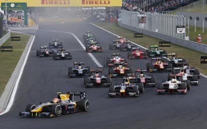 GP2 : vittoria di Lynn, Marciello 7°