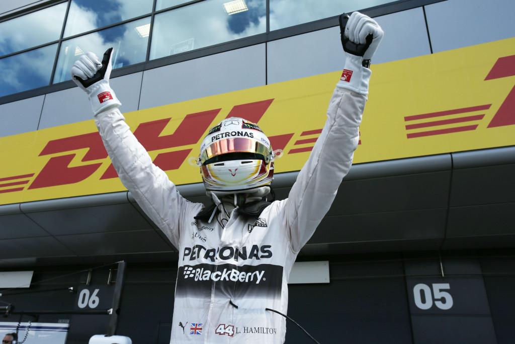 #BritishGP: Lewis in pole davanti ai suoi fans
