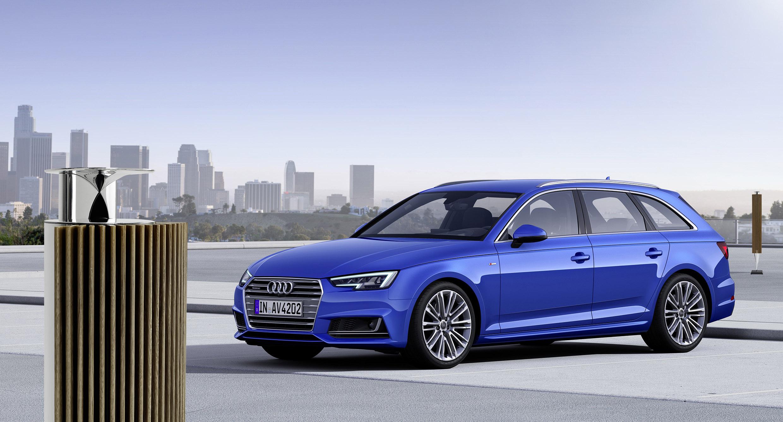 Bang & Olufsen per Audi A4 e A4 Avant