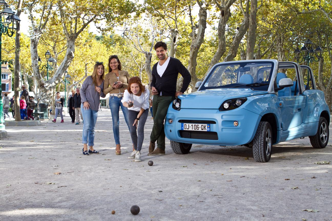 Citroën France distribuirà Bluesummer