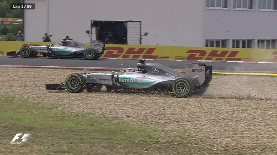 Lauda doubts Bianchi tribute influenced Lewis