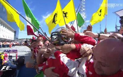 ACI sulle vittorie italiane all'Hungaroring