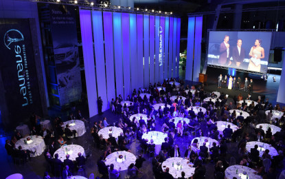 Laureus F1 Charity Night, l'evento che fa bene