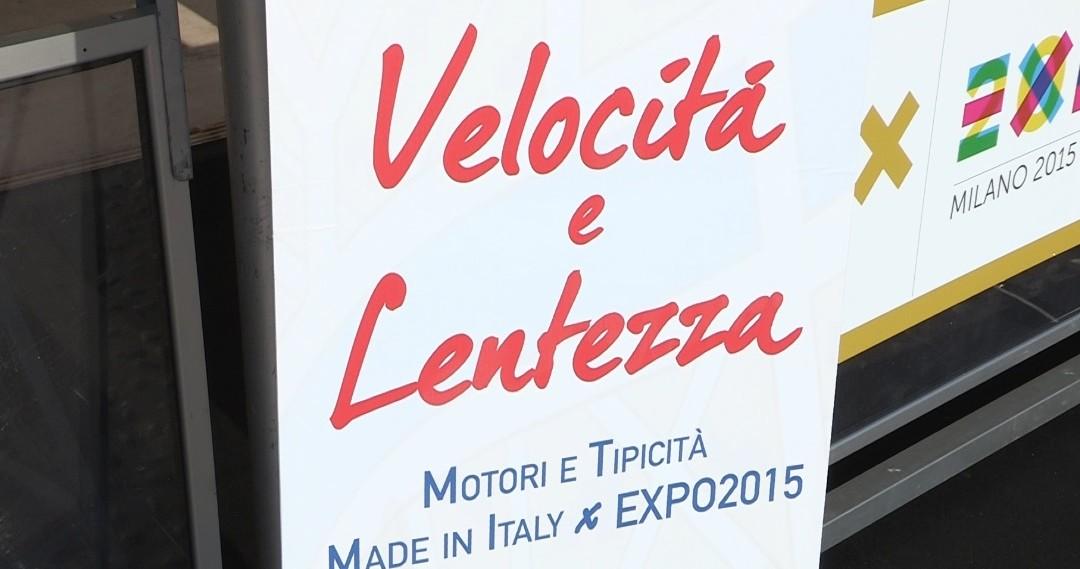 "A Varese ""Velocità e Lentezza"""