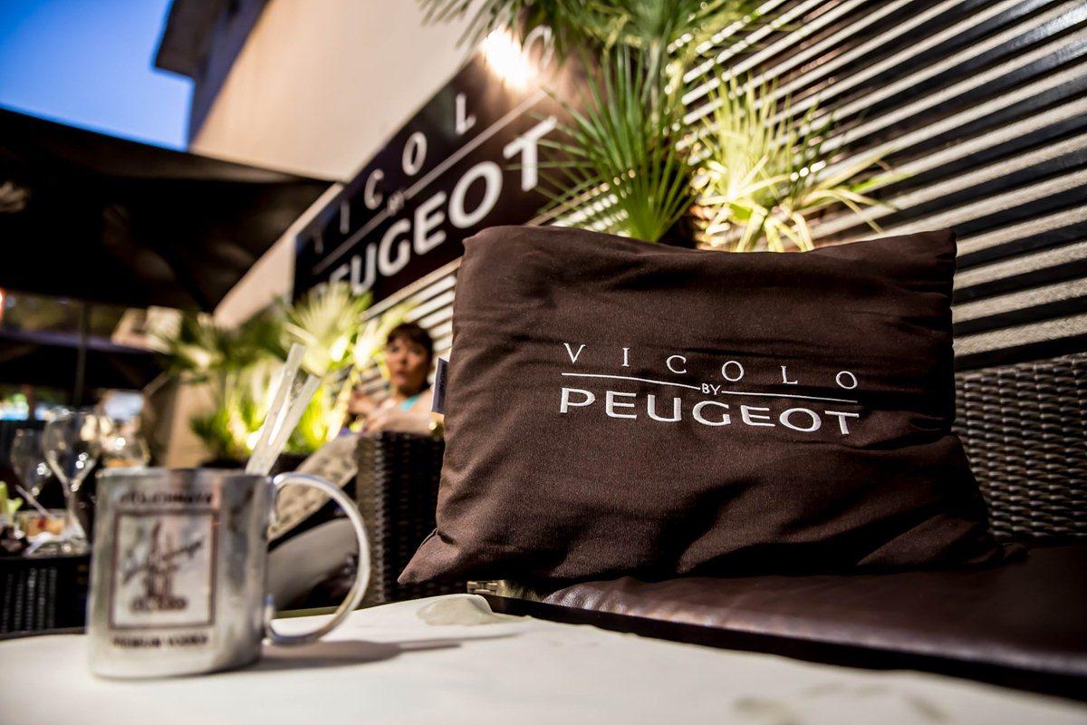 A Riccione il Vicolo è by Peugeot