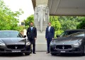 Maserati torna sul mercato indiano