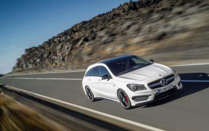 Le nuove compatte Mercedes-AMG