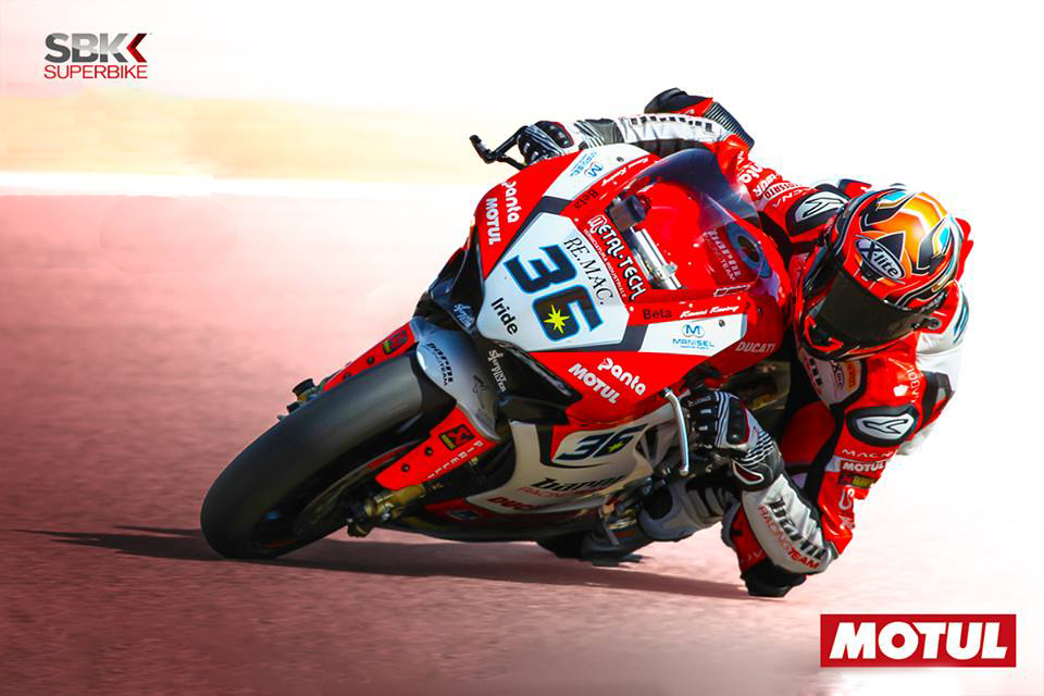 Motul e Dorna insieme in MotoGP e SBK