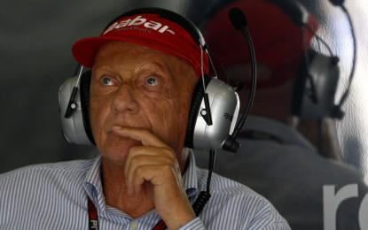 Lauda conferma il rispetto per la Ferrari