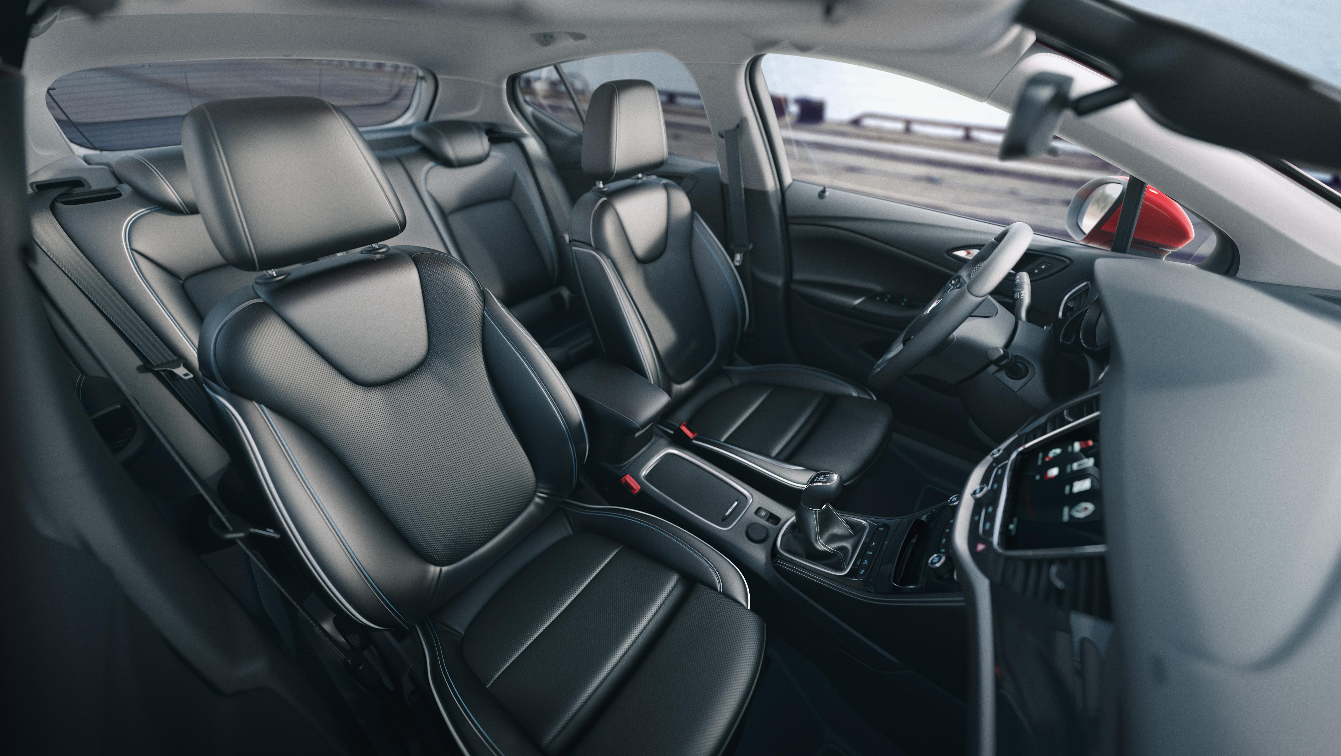 Una seduta di Wellness con Nuova Opel Astra