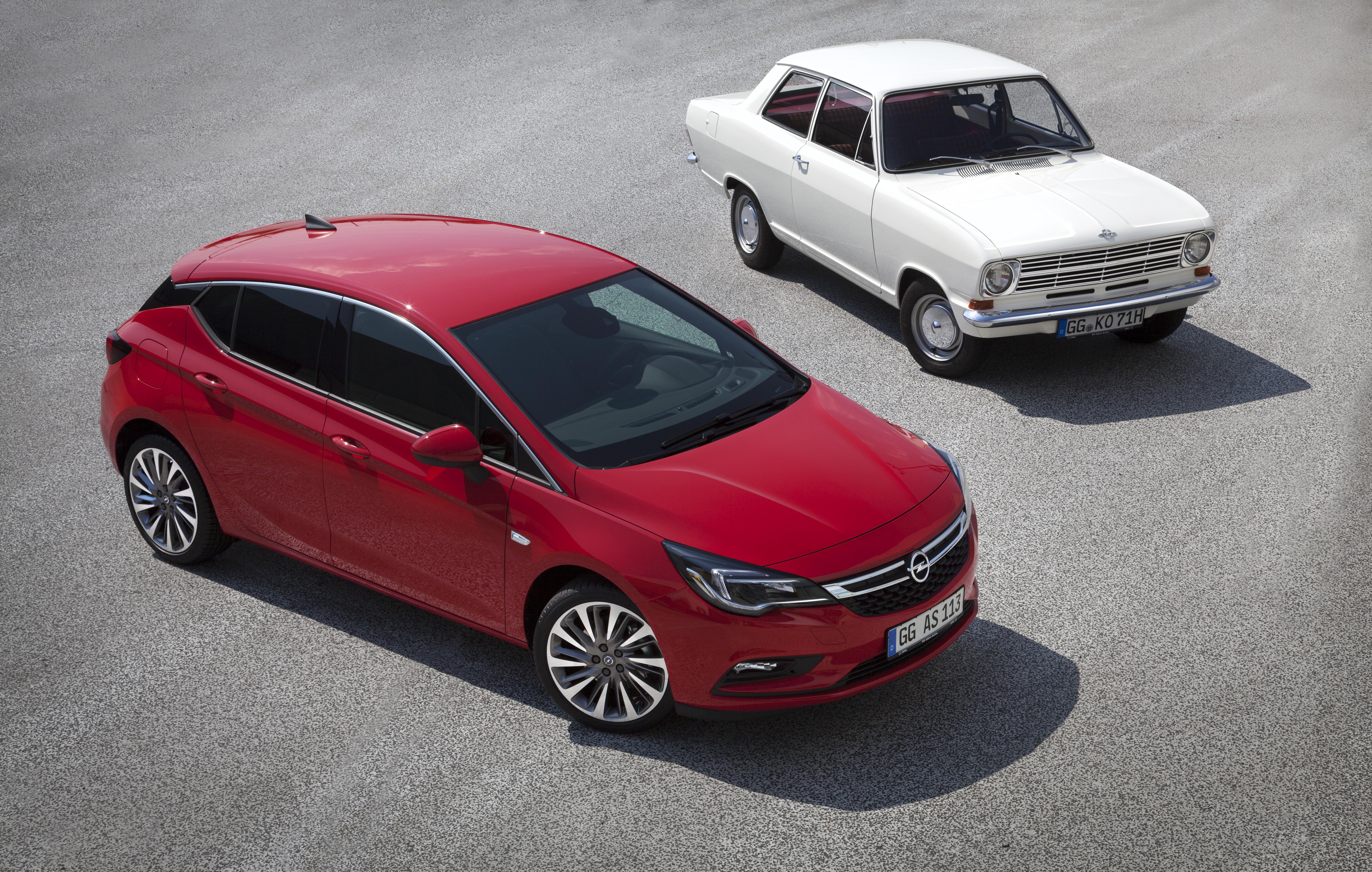 I 50 anni della Opel Kadett B