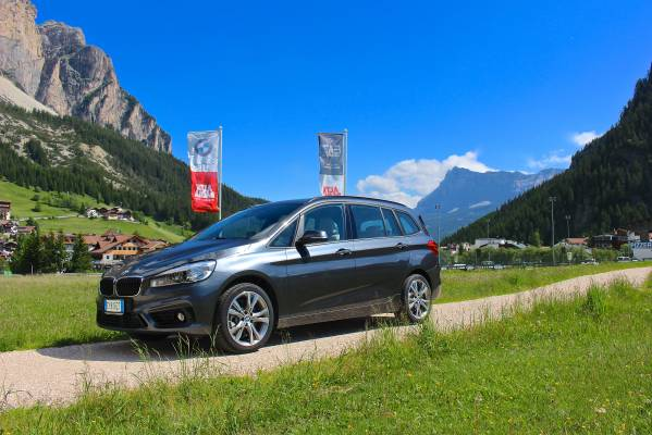 BMW xDrive Experience in Alta Badia