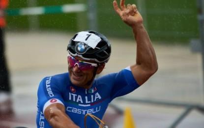 Zanardi wins gold at the UCI Para-cycling
