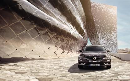 Talisman, la nuova berlina Renault