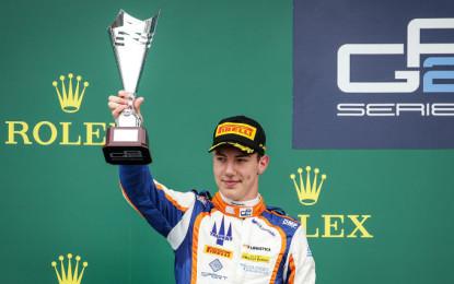 GP2: grande Marciello, secondo in Gara 2!