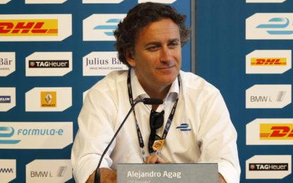 Agag smentisce le voci sulla F1
