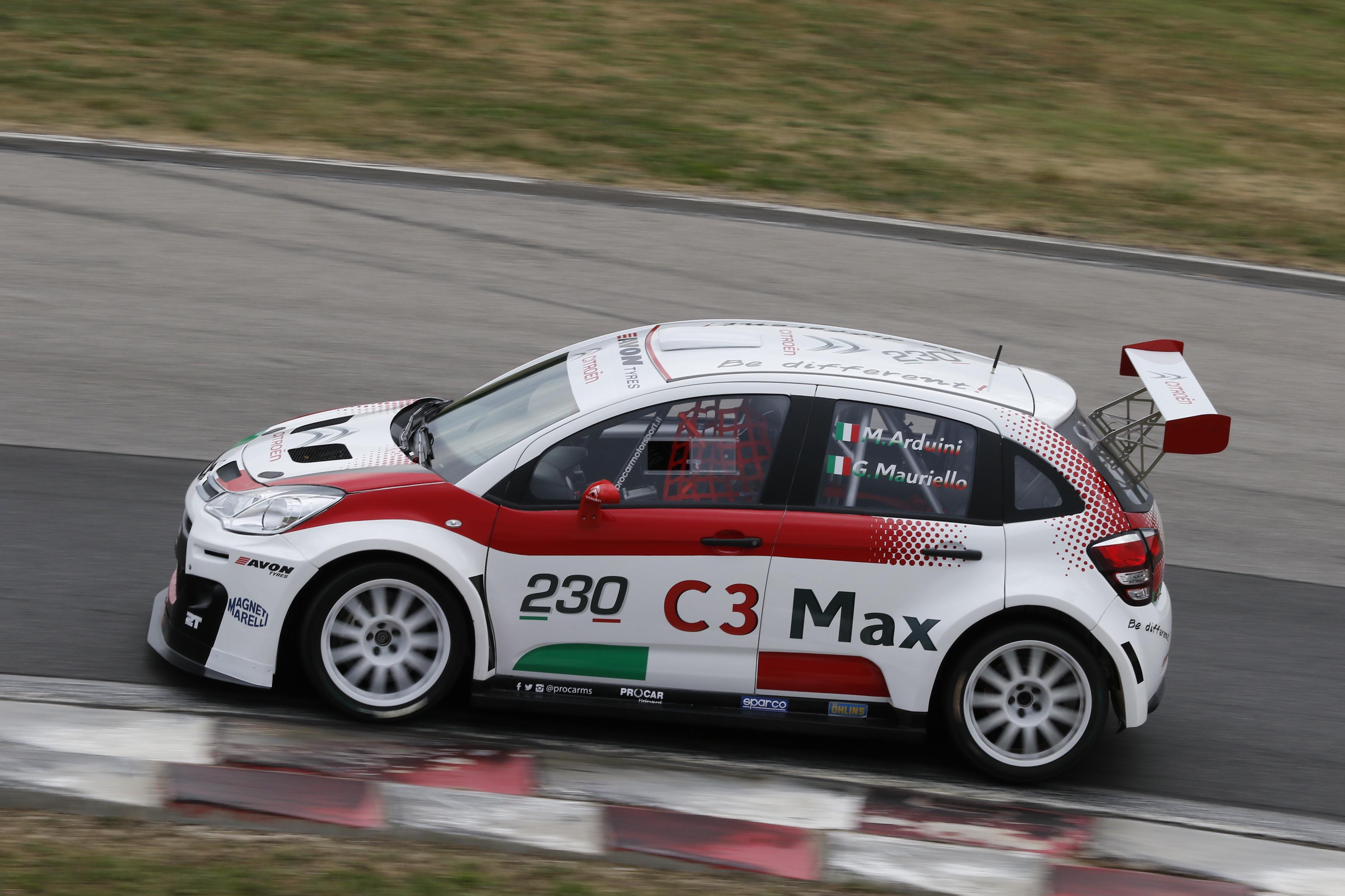 C3 MAX, la sportività secondo Citroën