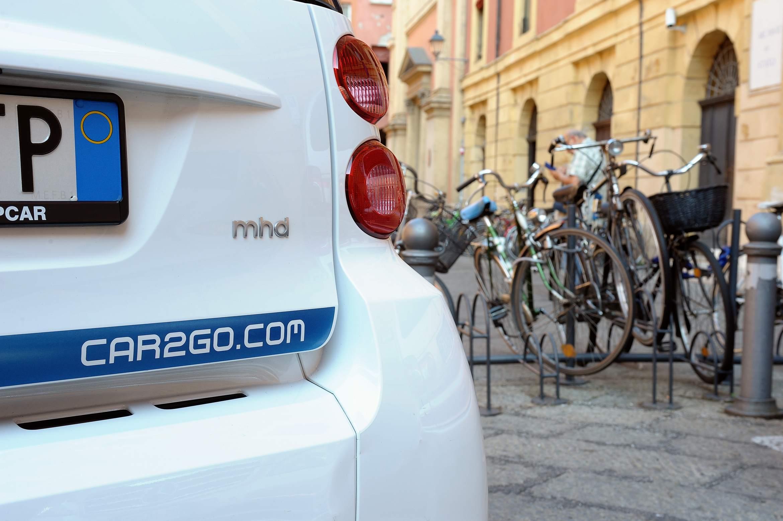 car2go: aperte le iscrizioni a Bologna