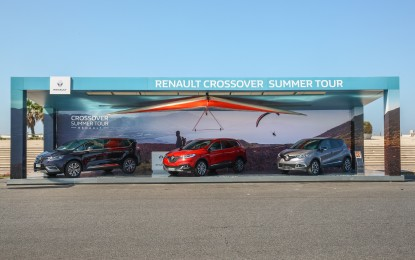 Renault Crossover Summer Tour