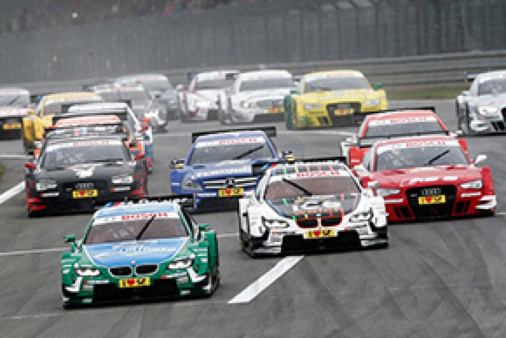 Van der Garde eyes DTM move