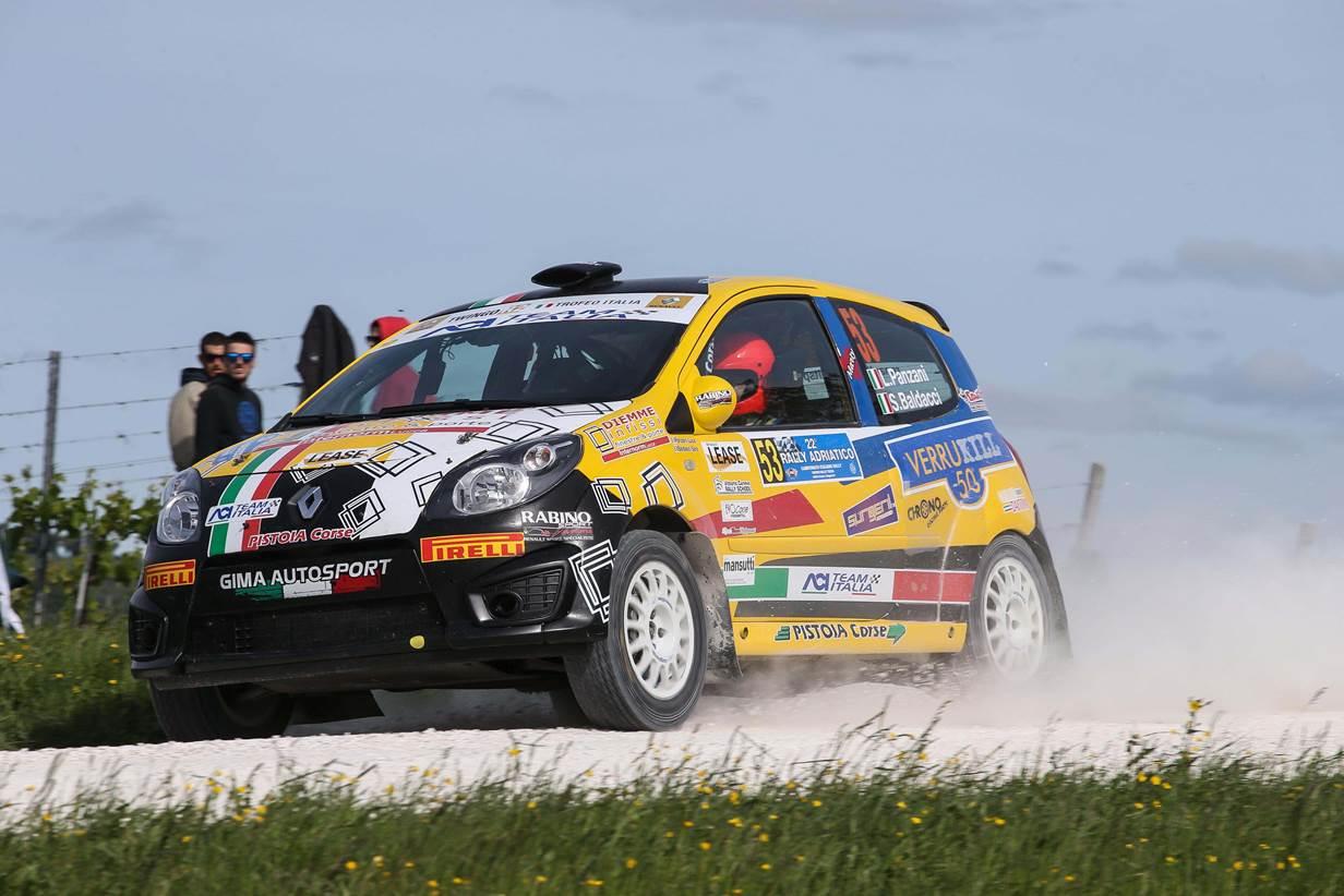 Trofeo Twingo R2 a San Marino