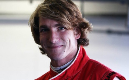 Freddie Hunt nel Trofeo Maserati in Virginia