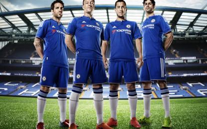 Chelsea e Yokohama: ecco la maglia