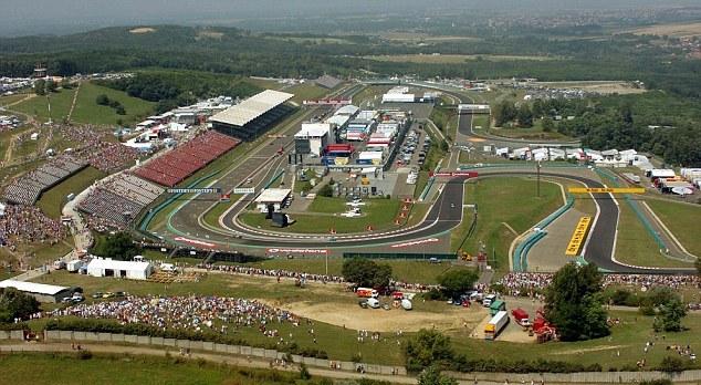 Guida al GP di Ungheria: scheda e orari TV