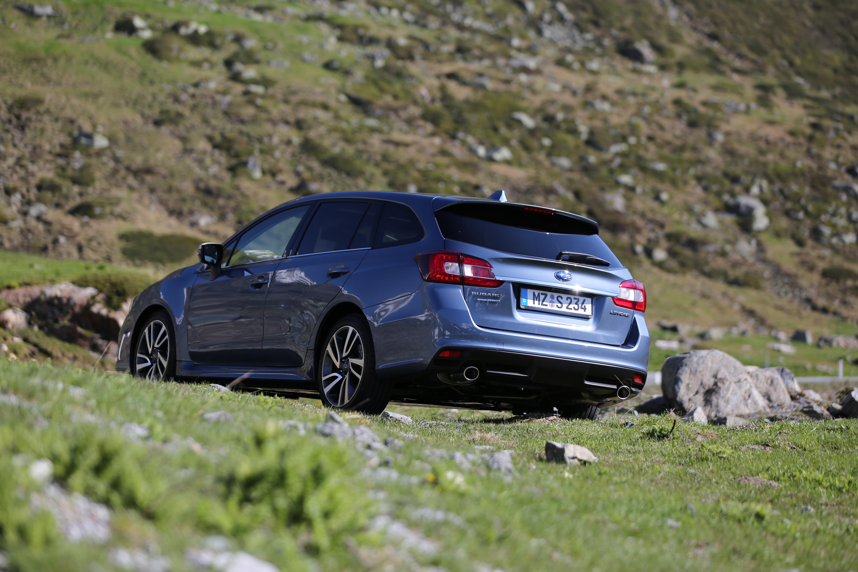 Subaru LEVORG: avviata l'attività pre-sales