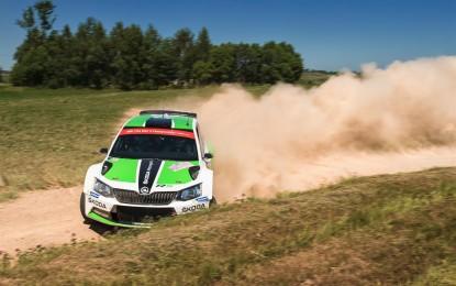 Doppio podio ŠKODA al Rally di Polonia