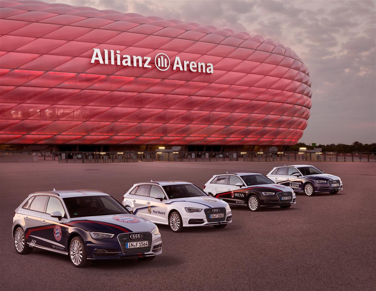 Audi Cup 2015: sfida ad agosto