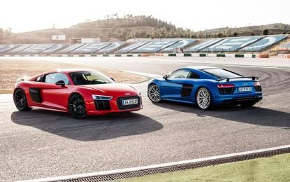 Nuova R8: l'Audi di serie più veloce di sempre