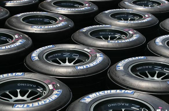 Michelin: how to make F1 more exciting