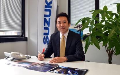 Nuovo presidente per Suzuki Italia
