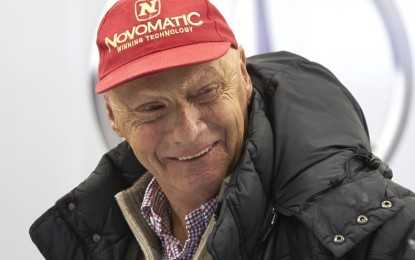 Lauda-Ferrari: spaghetti western!