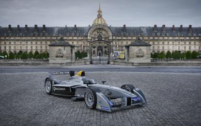 Formula E: il calendario 2016, arriva Parigi!