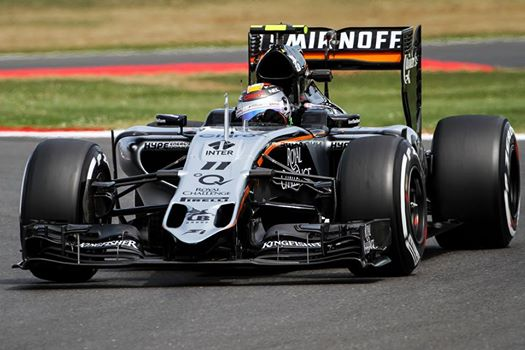 Force India e Aston Martin vicine