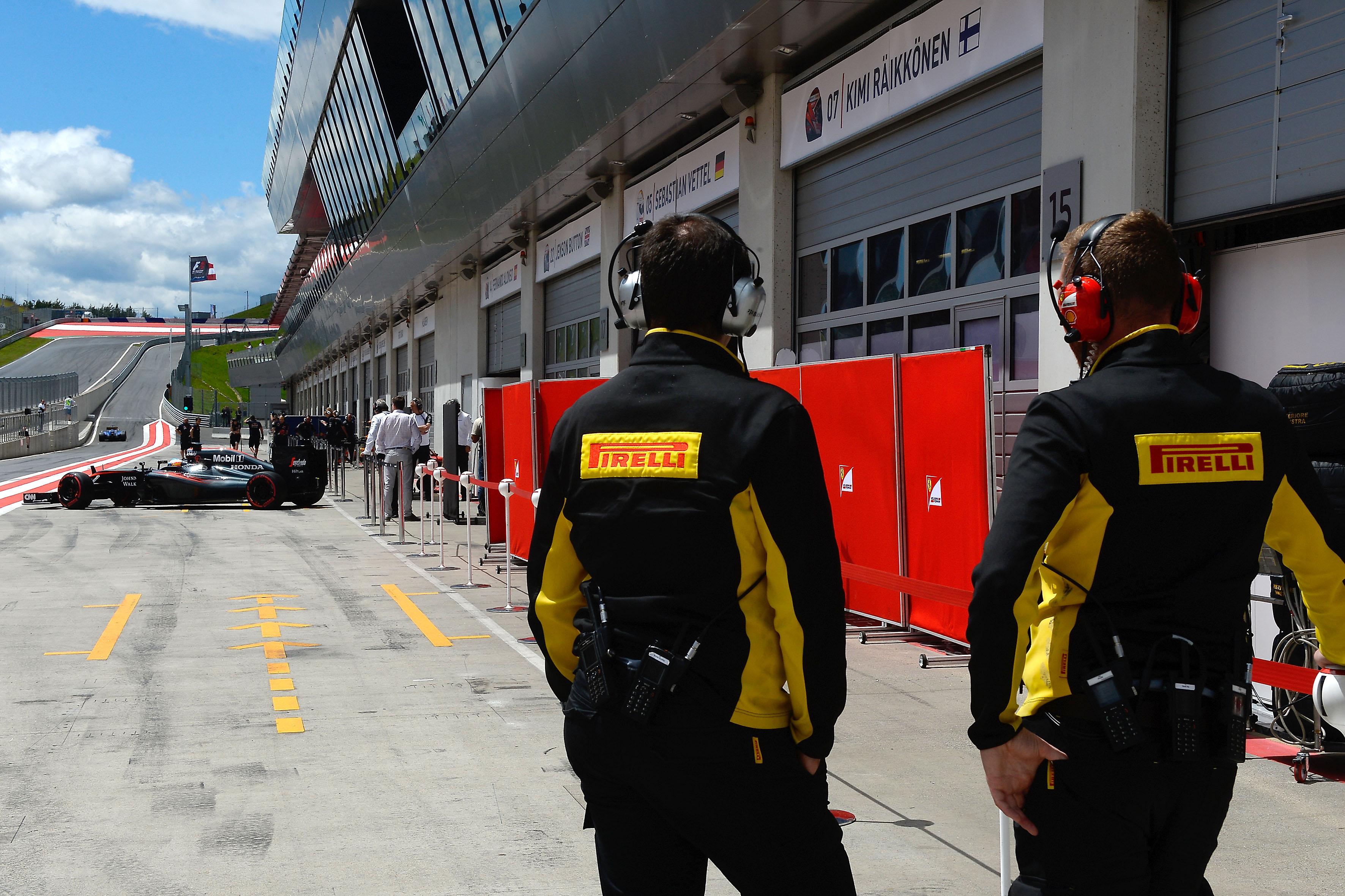 Pirelli vuole più test in F1. Anche noi!