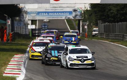 Tredici gare nella domenica di Monza