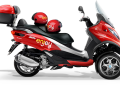 Enjoy è anche scooter con Piaggio MP3