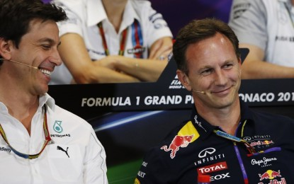 Mercedes now willing to supply Red Bull