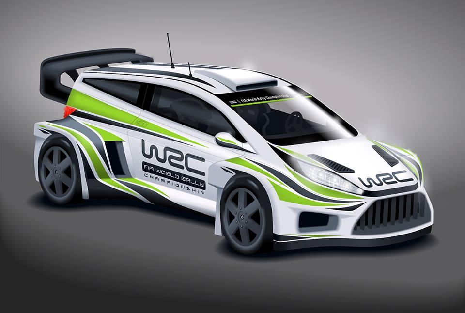 Ecco come saranno le WRC dal 2017