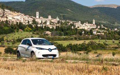 Renault ZOE con motore R240