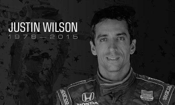 Justin Wilson è morto. Cinismo IndyCar