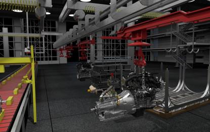 Ford: produzione a nuovi livelli di sicurezza