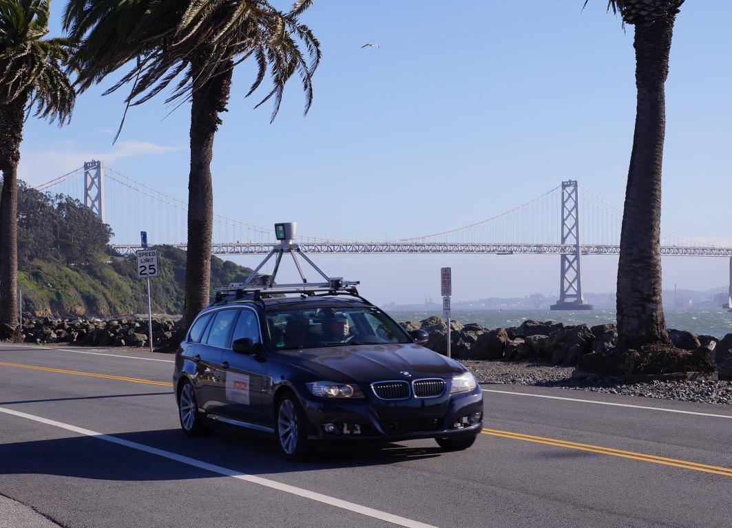 Bosch e le tecnologie per la guida autonoma