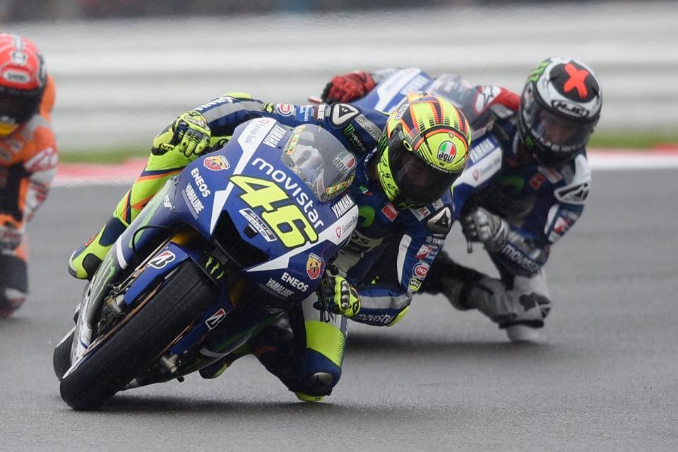 Abarth festeggia la vittoria Yamaha