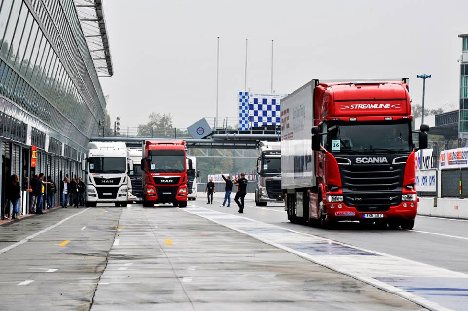 Monza: torna truckEmotion & vanEmotion