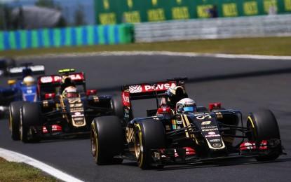 Lotus F1: nessun annuncio a Spa