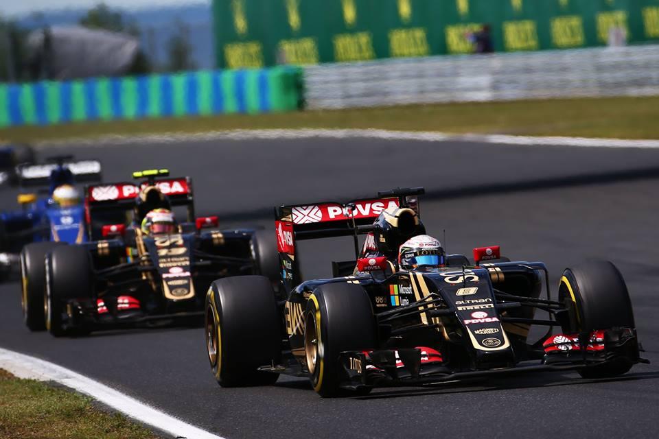Lotus-Renault: o tutto o niente